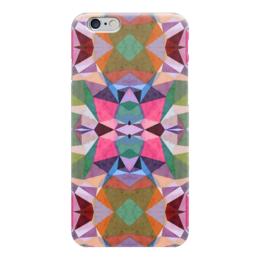 """Чехол для iPhone 6 """"Баблгам"""" - бордовый, оранжевый, голубой, зеленый, розовый"""