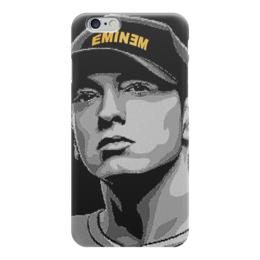 """Чехол для iPhone 6 """"Eminem"""" - eminem, эминем"""