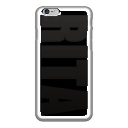 """Чехол для iPhone 6 """"с именем Рита"""" - рита, чехол с именем, чехол с именем рит"""