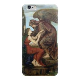 "Чехол для iPhone 6 глянцевый ""Ангел Смерти (Эвелин де Морган)"" - картина, морган"