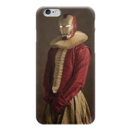 """Чехол для iPhone 6 """"Super Flamands"""" - железный человек, iron man, super flamands"""