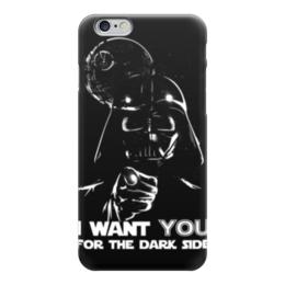 "Чехол для iPhone 6 ""Дарт Вейдер (Звездные Войны)"" - star wars, dark side, darth vader, звездные войны, дарт вейдер"