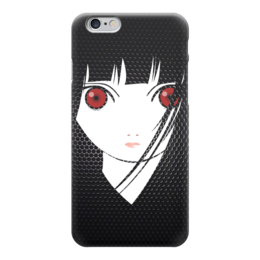 "Чехол для iPhone 6 ""Ai Enma (Hell Girl)"" - манга, hell girl, ай эмма"