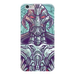 """Чехол для iPhone 6 """"Altron"""" - marvel, мстители, avengers, альтрон, altron"""
