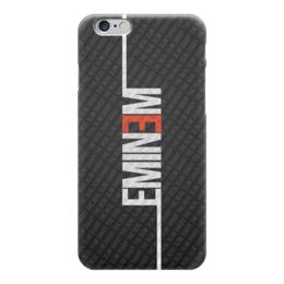 "Чехол для iPhone 6 глянцевый ""Эминем (Eminem)"" - eminem, эминем, slim shady, слим шейди"