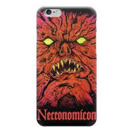 """Чехол для iPhone 6 """"Necronomicon"""" - смерть, evil dead, некрономикон, necronomicon, книга мёртвых"""