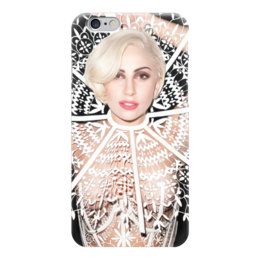 "Чехол для iPhone 6 ""LADY GAGA"" - lady gaga, леди гага, гага, artpop, артпоп"