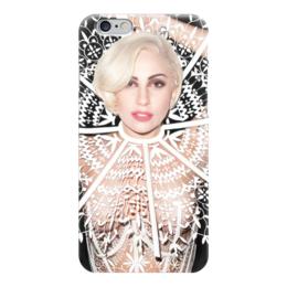 "Чехол для iPhone 6 ""LADY GAGA"" - lady gaga, леди гага, гага, artpop, артпоп"