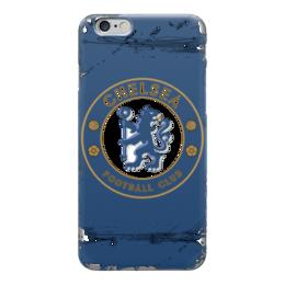 """Чехол для iPhone 6 глянцевый """"Chelsea"""" - футбол, chelsea, челси"""