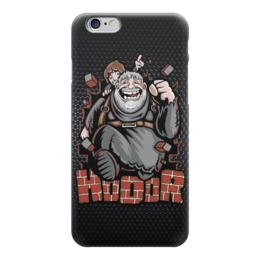 """Чехол для iPhone 6 """"Hodor (Game of Thrones)"""" - игра престолов, game of thrones, stark, hodor, ходор"""