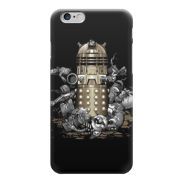 "Чехол для iPhone 6 ""Далеки (Доктор Кто)"" - doctor who, daleks, доктор кто, далеки"