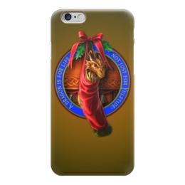 """Чехол для iPhone 6 """"Необычный подарок"""" - дракон, подарок, dragon, дракончик, арт дизайн"""