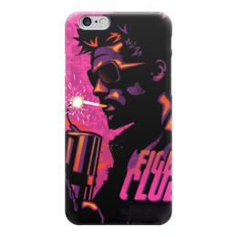 """Чехол для iPhone 6 """"Бойцовский Клуб (Fight Club)"""" - бойцовский клуб, brad pitt, брэд питт, fight club"""