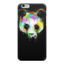 "Чехол для iPhone 6 ""панда"" - p-a, n-da"