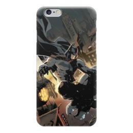 "Чехол для iPhone 6 ""Бэтмен"" - комиксы, batman, бэтмен, dc, dc comics"