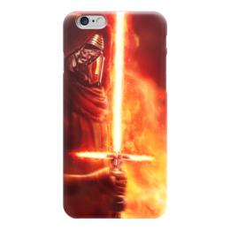 """Чехол для iPhone 6 """"Кайло Рен (Kylo Ren)"""" - star wars, звездные войны, kylo ren, бен соло, ben solo"""