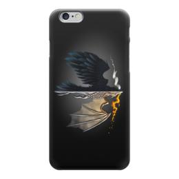 """Чехол для iPhone 6 """"Игра Престолов (Game of Thrones)"""" - дракон, dragon, игра престолов, game of thrones"""