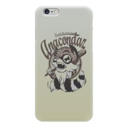 """Чехол для iPhone 6 """"Anacondaz"""" - anaconda, анакондаз"""