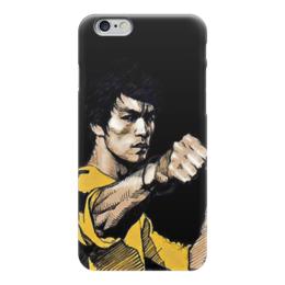 "Чехол для iPhone 6 ""Брюс Ли"" - bruce lee, брюс ли"