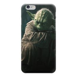 """Чехол для iPhone 6 """"Йода (Звездные Войны)"""" - star wars, yoda, звездные войны, йода"""