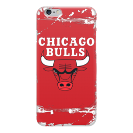 "Чехол для iPhone 6 ""Chicago Bulls"" - баскетбол, нба, chicago bulls, чикаго буллз"