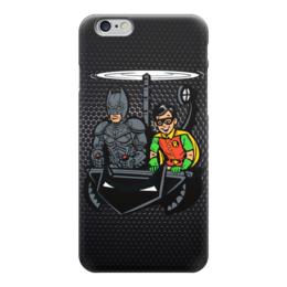 "Чехол для iPhone 6 ""Batman x Robin"" - batman, бэтмен, robin, робин"