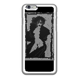 "Чехол для iPhone 6 глянцевый ""Город грехов / Sin City"" - sin city, город грехов, kinoart, роберт родригез"