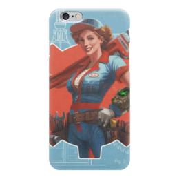 "Чехол для iPhone 6 ""Fallout"" - фаллаут"