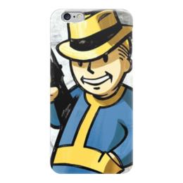 "Чехол для iPhone 6 ""Vault Boy (Fallout)"" - fallout, vault boy"
