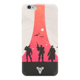 """Чехол для iPhone 6 """"Destiny"""" - судьба, destiny"""