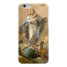 """Чехол для iPhone 6 """"Непорочное зачатие Девы Марии"""" - картина, тьеполо"""