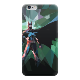 "Чехол для iPhone 6 ""Бэтмен"" - batman, бэтмен, dc, dc comics, бэтс"