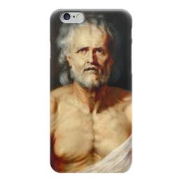 """Чехол для iPhone 6 """"Умирающий Сенека"""" - картина, рубенс"""