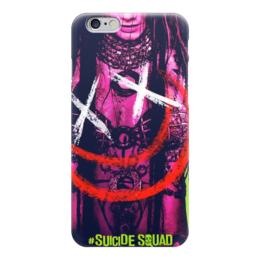 """Чехол для iPhone 6 """"Чаровница"""" - комиксы, dc comics, отряд самоубийц, suicide squad, enchantress"""