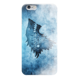 "Чехол для iPhone 6 ""Игра Престолов (Game of Thrones)"" - starks, старки, winter is coming, зима близко"
