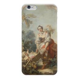 "Чехол для iPhone 6 ""Радости материнства"" - картина, фрагонар"