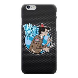 """Чехол для iPhone 6 глянцевый """"Time Lord (Doctor Who)"""" - доктор кто, doctor who"""