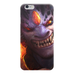 "Чехол для iPhone 6 ""Lion "" - valve, dota 2, дота2, лион, вальв"