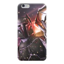 "Чехол для iPhone 6 ""Star Wars"" - star wars, звездные войны, дарт вейдер, джабба хат"