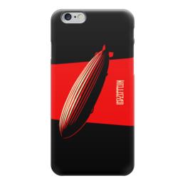 """Чехол для iPhone 6 """"Led Zeppelin"""" - led zeppelin"""