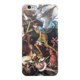 "Чехол для iPhone 6 ""Архангел Михаил"" - картина, брейгиль"
