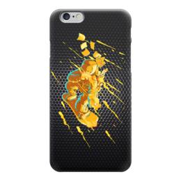 """Чехол для iPhone 6 """"Космонавт"""" - space, космонавт, борд"""