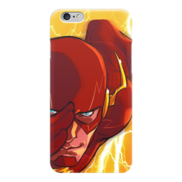 "Чехол для iPhone 6 ""Flash "" - flash, флэш"