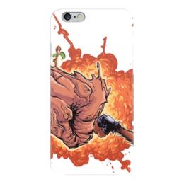 """Чехол для iPhone 6 """"Стражи Галактики"""" - комиксы, ракета, грут, groot, guardians of the galaxy"""