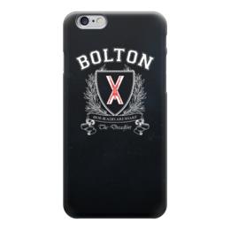 """Чехол для iPhone 6 """"Игра Престолов. Дом Болтонов"""" - игра престолов, game of thrones, болтоны, house bolton, дом болтонов"""