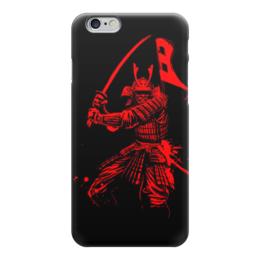 "Чехол для iPhone 6 ""Самурай"" - самурай, япония"