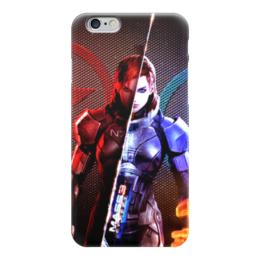 "Чехол для iPhone 6 ""Масс Эффект (Mass Effect)"" - масс эффект"