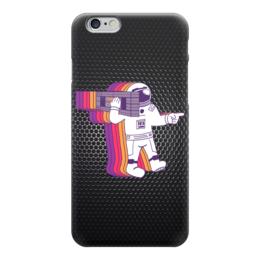 "Чехол для iPhone 6 ""Космонавт "" - space, космос, космонавт, интерстеллар, тарс"
