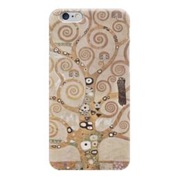 "Чехол для iPhone 6 ""Древо жизни"" - картина, климт"