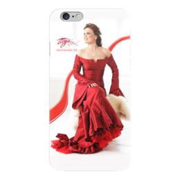 "Чехол для iPhone 6 глянцевый ""Tarja Turunen - Breath From Heaven - 10 лет"" - tarja turunen, tarja, тарья, тарья турунен, turunen"